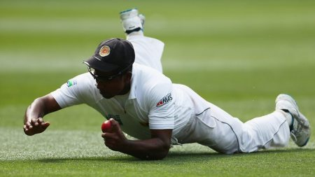 herath's catch -Getty Images