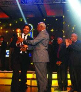 SANGA wins awards