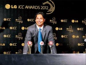 Sangakkara ICC awards