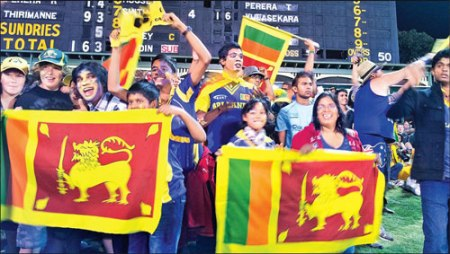 SL FANS IN A DELAIDE