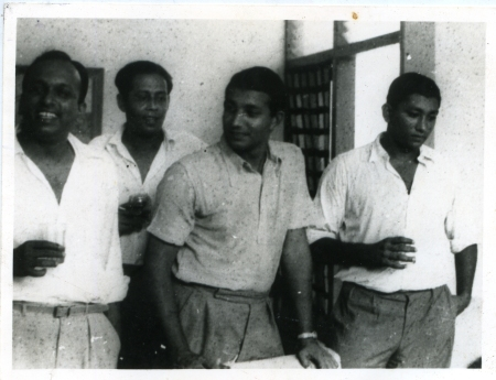 SATHA and Saravanamuttu-40s