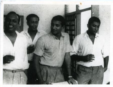 SATHA and Saravanamuttu-40s