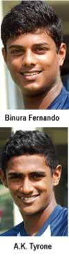 BINURA FERNANDO