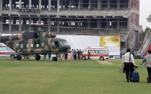 Gunmen Target Sri Lankan Cricket Team In Lahore