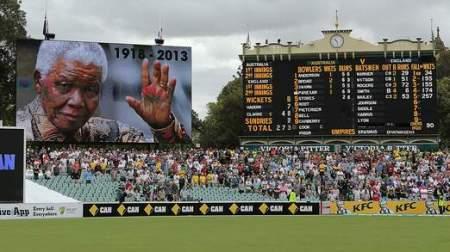 Australia v England - Second Test: Day 2
