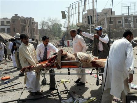 31c--dead bodyLahore attack 27 may 2009