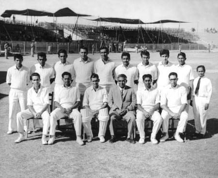 27. Ceylon Squad in Pakistan, 66-67