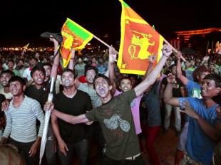 Sri Lanka ICC Cricket T20 WCup Reax