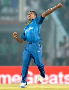 Sri Lanka v New Zealand - ICC World Twenty20 Bangladesh 2014
