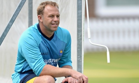 Chris Adams was an advisor to the Sri Lanka team for the summer tour of England