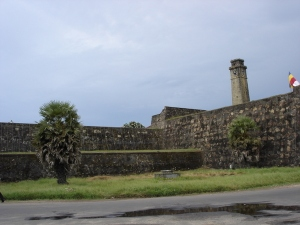 Fort walls & C'tower