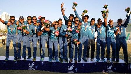 Sri Lankan team asian games -Getty