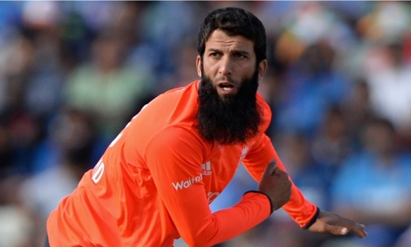 Moeen Ali was booed during England's T20 match against India but does not want to pursue the matter