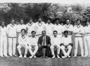 34.SL team 1975