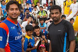 Kumar and Murali in s'pore