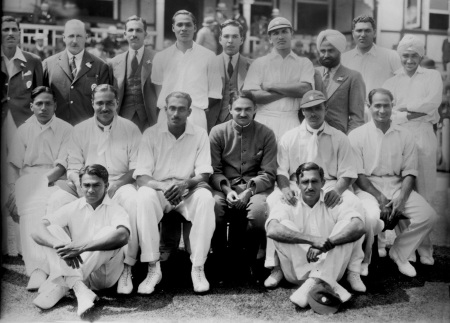 30. India's first Test Cricket Team touring England, 1932--Imgur