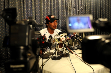Sanga speaks -AFP