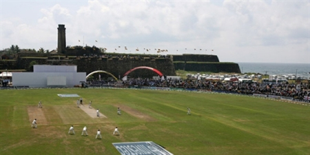 Test cricket at Galle 2012