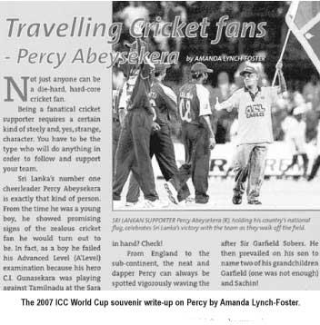 PERCY + ICC