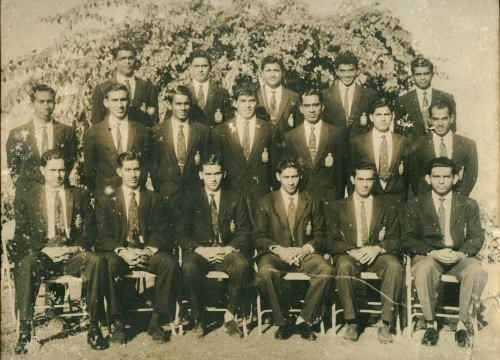 26.Ceylon Squad for INDIA