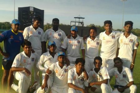 NE under 22 team