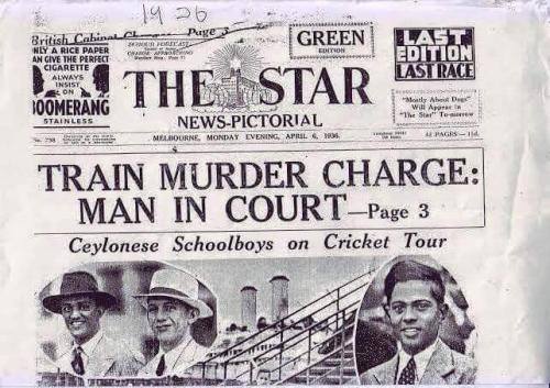 Royal and oz news 1936